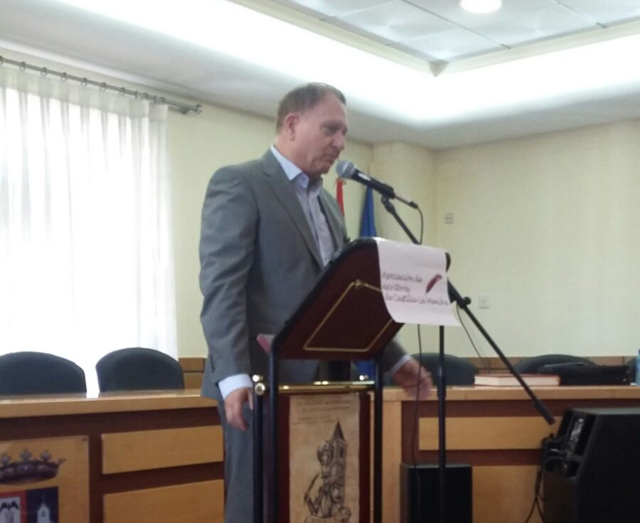 Congreso de la AECLM en Munera