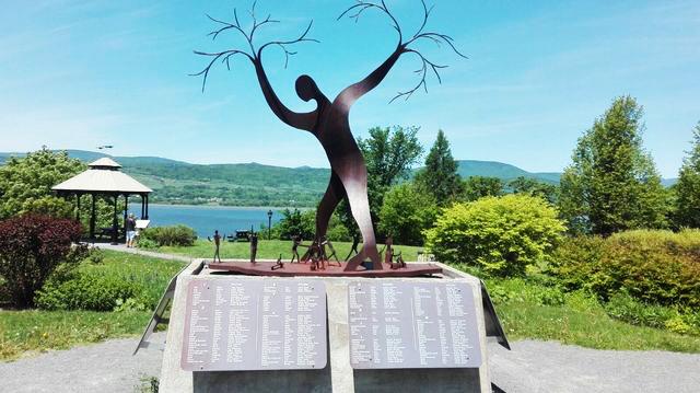 La isla de Orleáns, un paraíso en el Québec canadiense